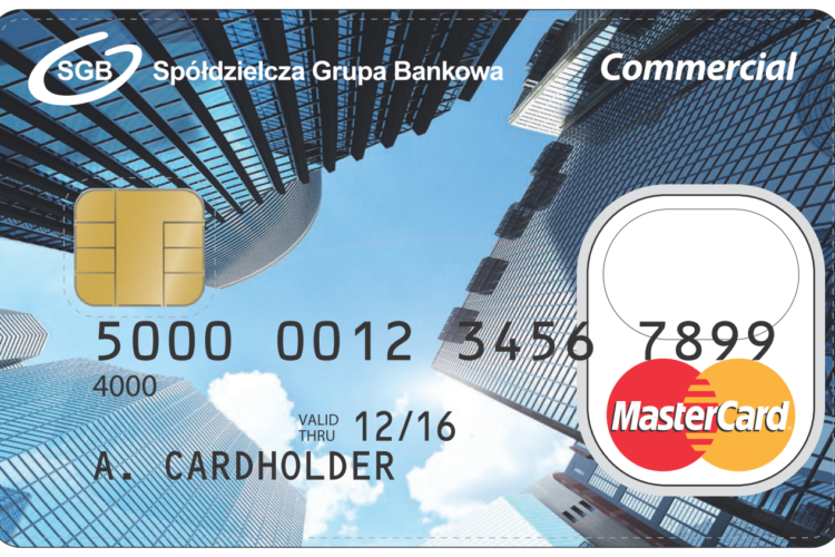 Karta Kredytowa MasterCard