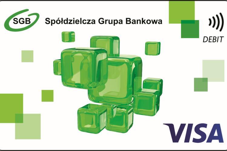 Karta mobilna Visa – zbliżeniowa karta debetowa