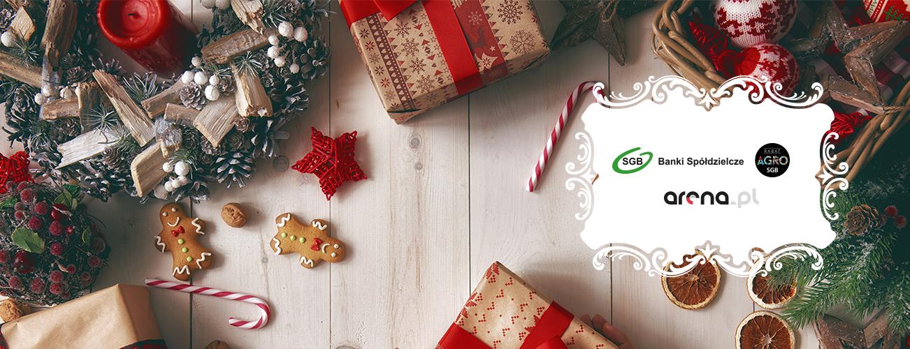 Najlepsze prezenty na Święta!