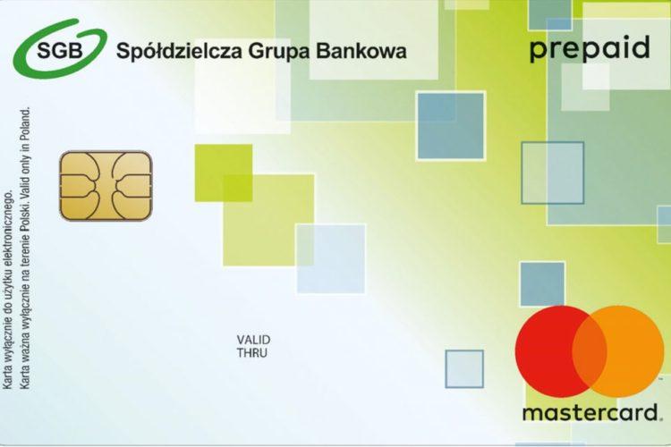 Karta przedpłacona Mastercard